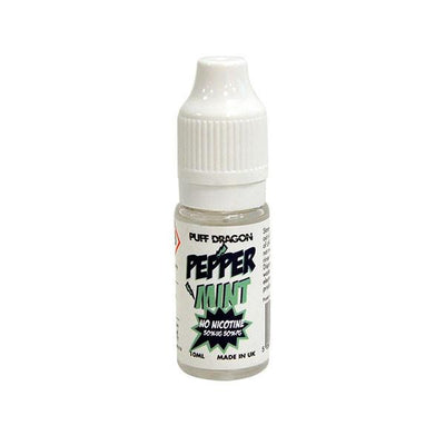 Peppermint by Puff Dragon TPD Compliant - 10ml