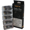 Aspire Cleito Pro Coils Replacement Atomizer 5 pack