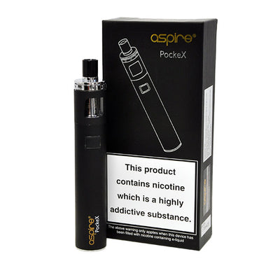 Aspire PockeX AIO Kit TPD Compliant