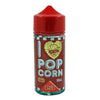 I Love Popcorn by Mad Hatter 80ml Short Fill