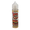 Mr Wicks Raspberry and White Chocolate Popcorn 0mg 50ml Shortfill e-liquid