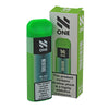 N One Disposable Pod Menthol Nic Salt 20mg 20ml