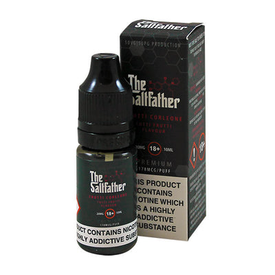 The Saltfather Frutti Corleone 20mg 10ml E-liquid