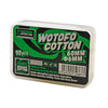 Wotofo Agleted Cotton 60mm ø6mm 10psc