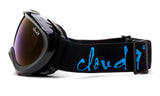 """Shift"" Black/Blue Revo"