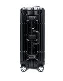 "24"" Aluminum Luggage (Black)"