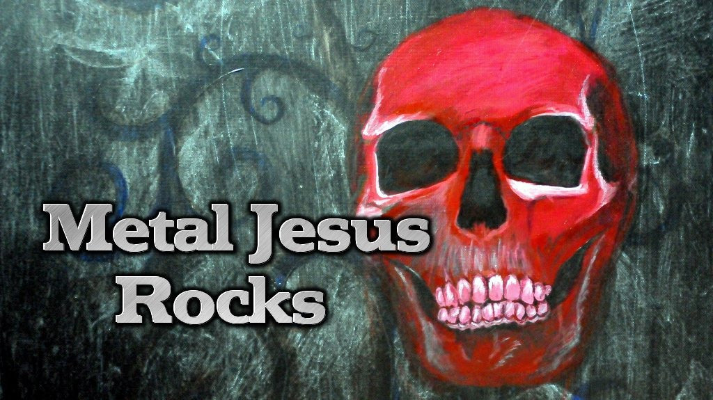 Featured in Metal Jesus Rocks video!