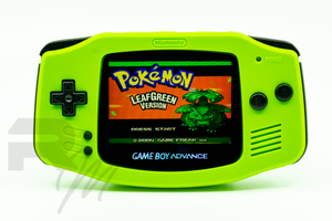 Game Boy Advance IPS V2 LCD Installation Guide