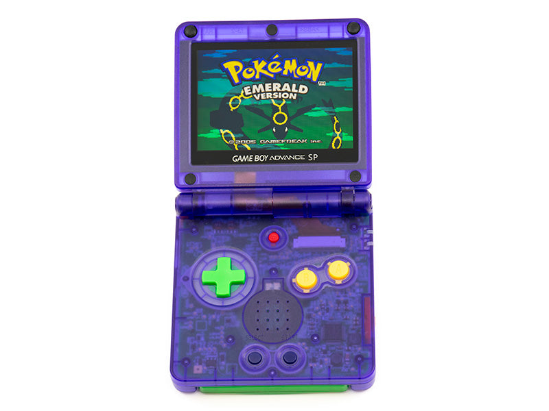 Game Boy Advance SP IPS LCD Installation Guide