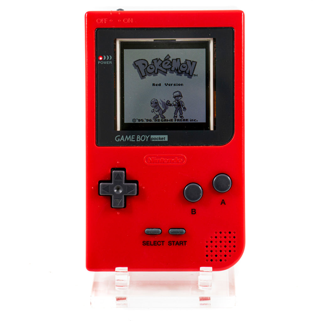 Game Boy Pocket Backlit LCD Installation Guide