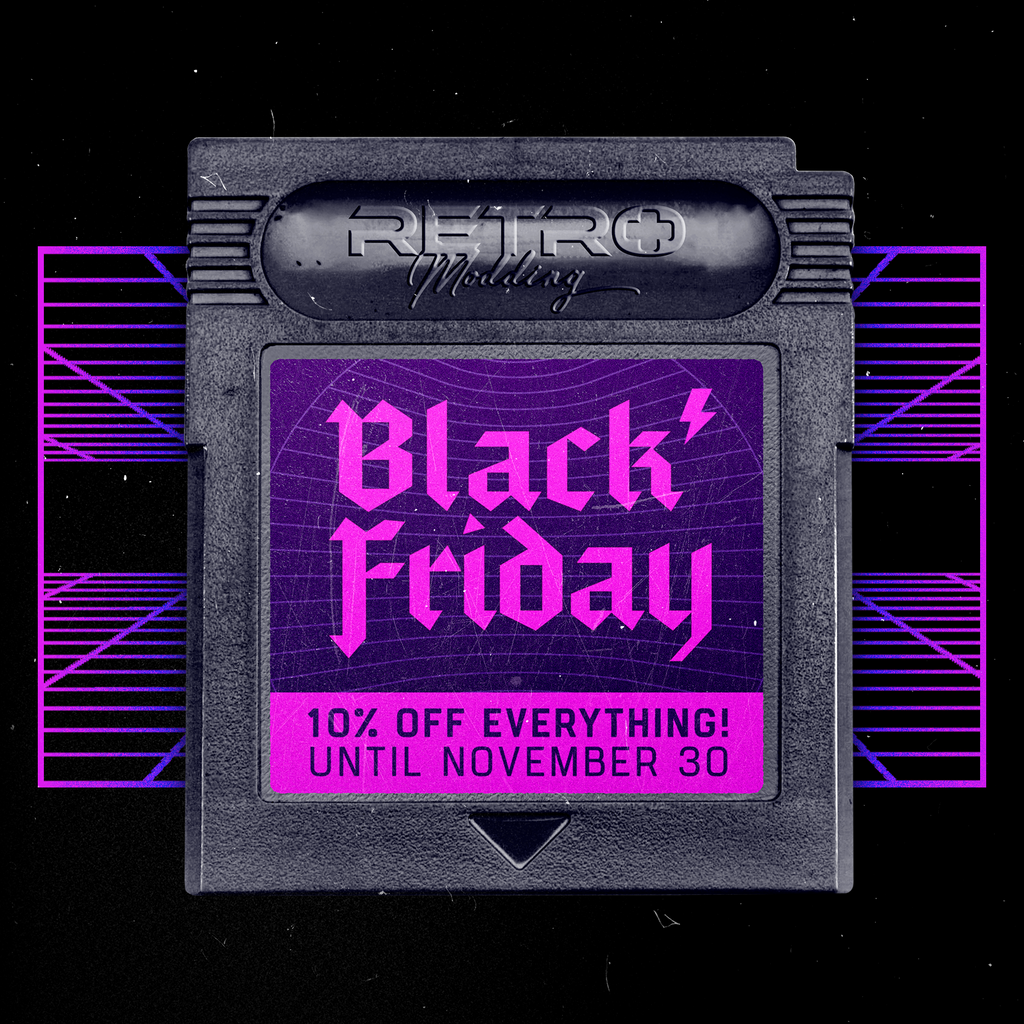 Black Friday 2020 is LIVE