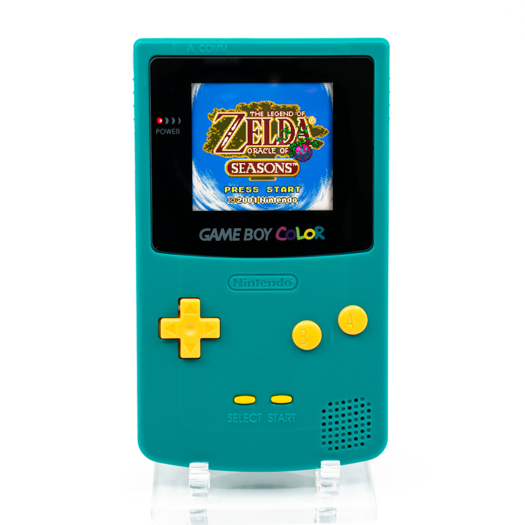 Game Boy Color IPS LCD Installation Guide