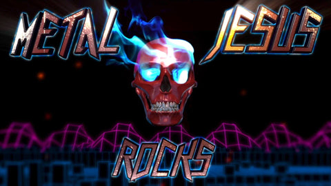 Freeplay CM3: Metal Jesus Rocks Edition – Retro Modding