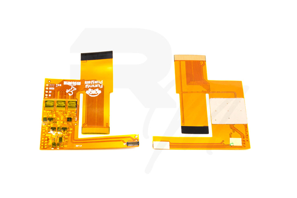 IPS LCD Ribbon