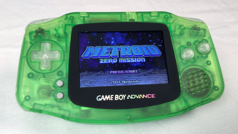 Metal Jesus Rocks Ultimate Game Boy Advance V1