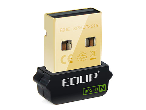 EDUP 150Mbps Mini USB WiFi Adapter