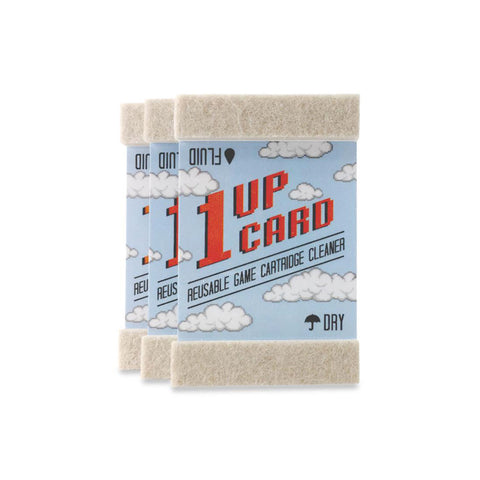 1UPcard's Cartridge Cleaning Cards