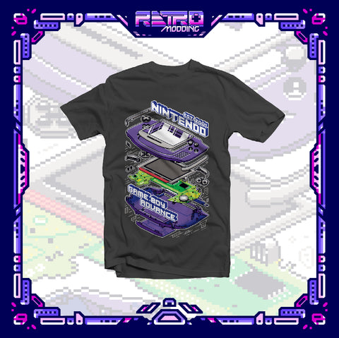Shakaw's Game Boy Advance T-Shirt