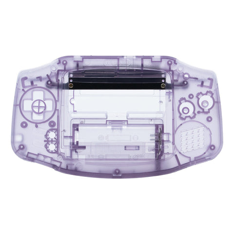 Atomic Purple Game Boy Advance Shell