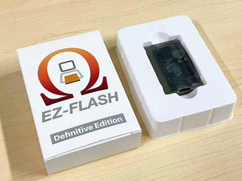 EZ-Flash Omega - Definitive Edition