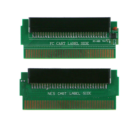 60 Pin to 72 Pin Adapter (Famicom to NES)