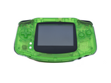 Backlit Gameboy Advance - Halloween 2018 Limited Edition - Frankenstein