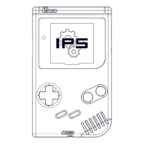 DIY Project Builder - Game Boy (IPS LCD)