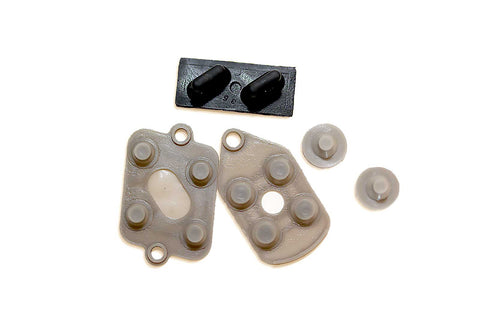 SNES Replacement Conductive Silicon Pad Kit