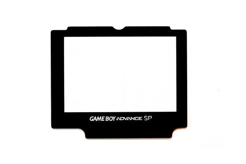 Gameboy Advance SP Glass Screen Lenses
