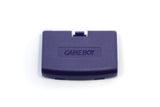 Gameboy Advance Battery Covers