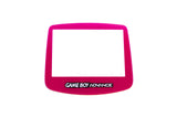 Gameboy Advance Plastic Screen Lens