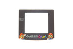 Game Boy Color Plastic Screen Lens