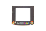 Gameboy Color Plastic Screen Lenses