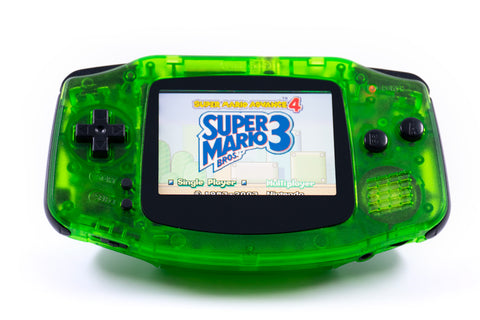 Build to Order Game Boy Advance (IPS LCD)