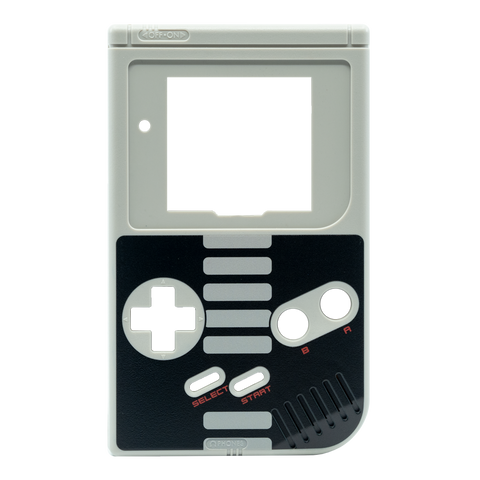NES-Themed Game Boy Shell