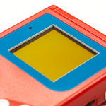 Game Boy IPS Backlight Bleeding Protector