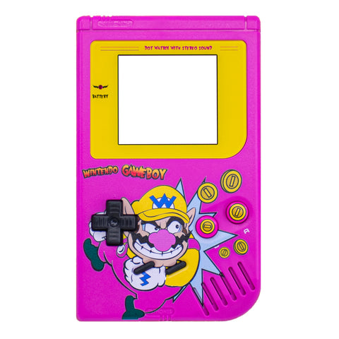 Wario Game Boy Shell Kit