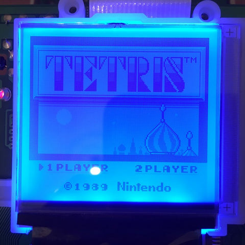 Game Boy Backlight
