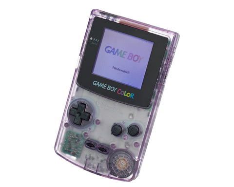 Build to order Gameboy Color