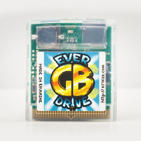 Krikzz's EverDrive GB