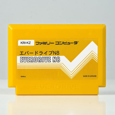 Krikzz's EverDrive N8 Famicom