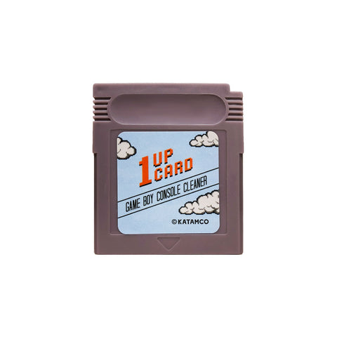 1UPcard's Game Boy Console Cleaner