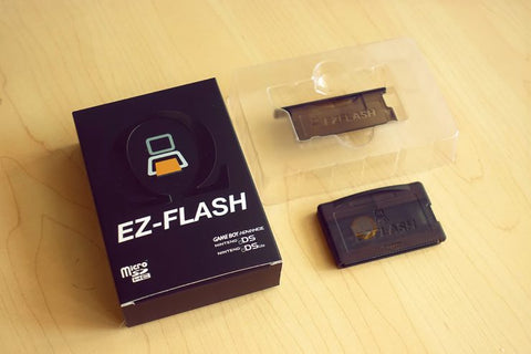 EZ-Flash Omega (GBA/NDS Flash Card)
