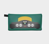 Nintendo 64 Pencil Case (Zelda theme)