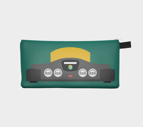 Nintendo 64 Pencil Case (Zelda Cartridge)