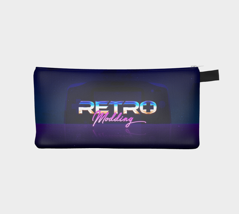 Retro Modding Pencil Case