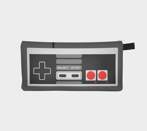 NES Controller Pencil Case