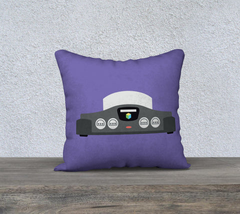 Nintendo 64 (Purple)