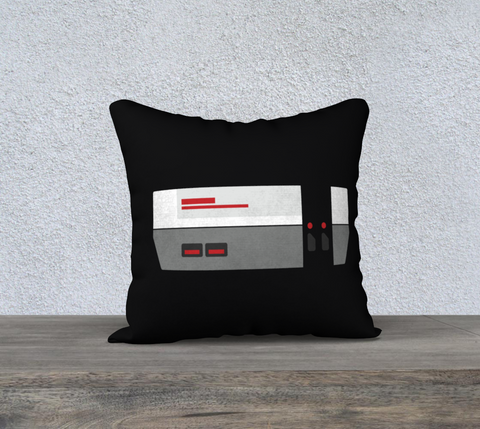 Nintendo Pillow (Black)