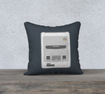 Super Famicom Pillow (Dark Gray)